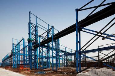 兰州钢结构批发