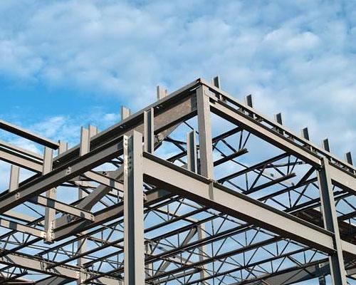 原材料钢结构加工