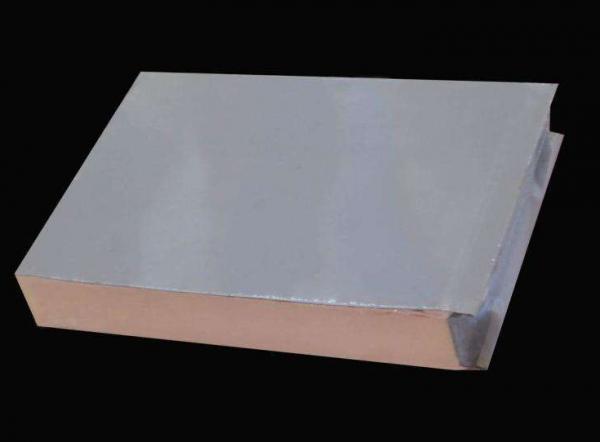 兰州硅岩防火彩钢板
