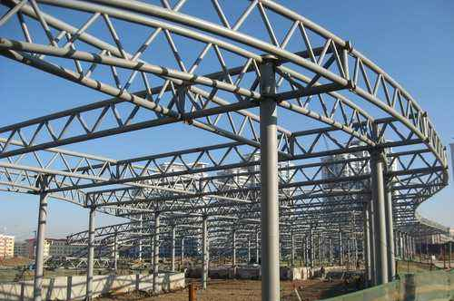 兰州桁架钢构