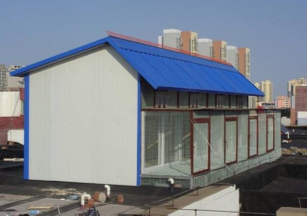 武威钢结构彩钢房