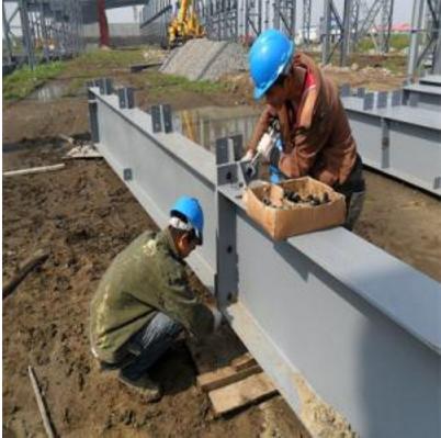 焊接H型钢安装