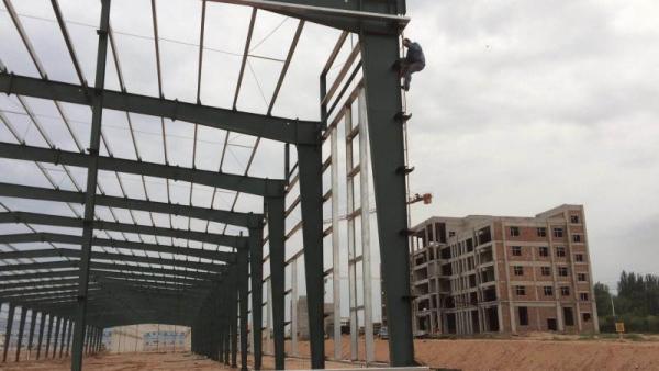 兰州钢结构安装价格