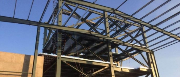 兰州钢结构安装