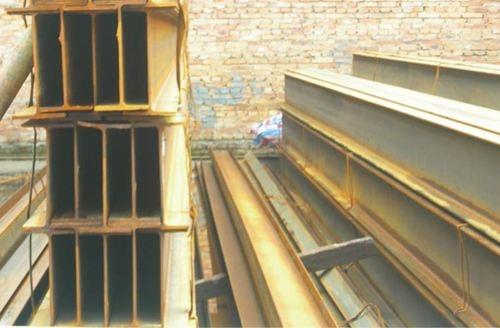 兰州焊接H型钢