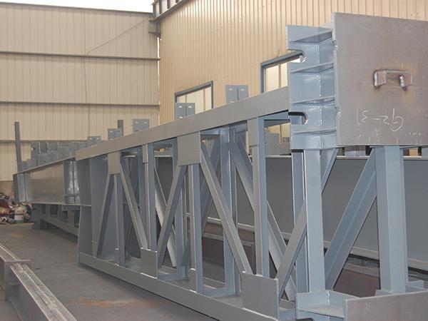 格构柱钢构