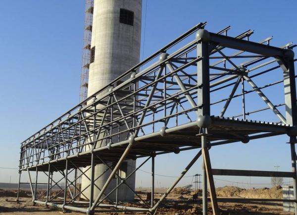 原材料钢结构