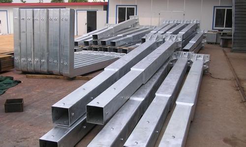 兰州钢构件