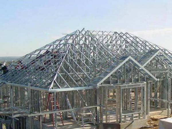 兰州原材料钢结构行业