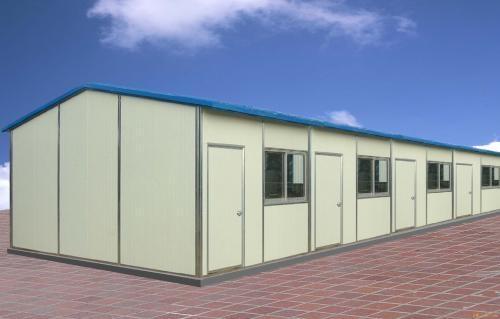 彩钢房安装工程