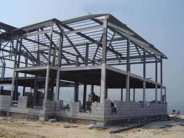 张掖钢结构加工厂